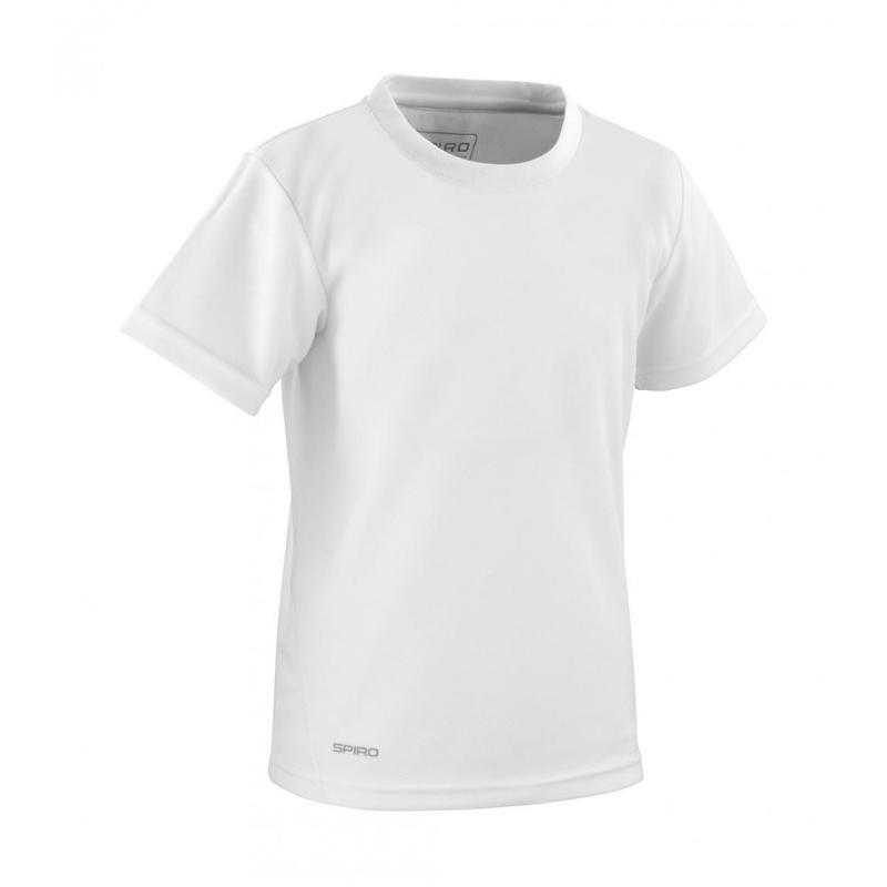 Tee-shirt enfant séchage rapide - Hauts manches courtes
