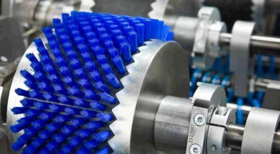 Industriële en Technische Borstels