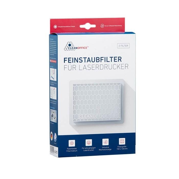 Fine Dust Filter from Clean Office - Cleanoffice Fine Dust filter, 16/800.20.50 white