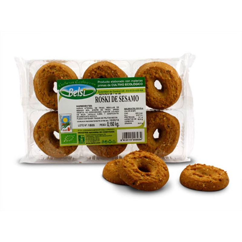 Sesame Doughnut - PASTRIES
