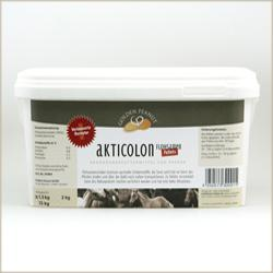 Akticolon Flohsamen-Pellets für Pferde - Golden Peanut Produktlinie