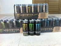Monster Energy Drink - Energy Drink Catalogue