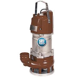 Submersible sludge pumps - XPS ® 20 to XPS ® 80 (AquaControl)