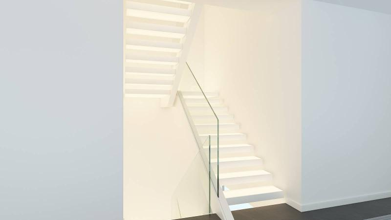 Indoor stairs - Go Up