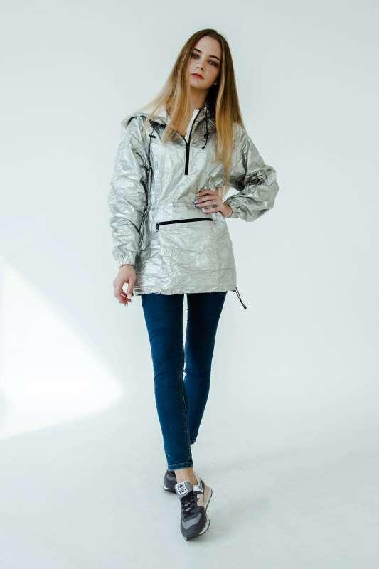 "Jacket Metallic - Lightweight, ""breathable"", wear-resistant jackets reliably protect from wind and"