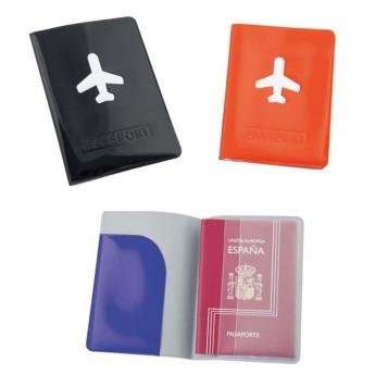 Protège passeport PVC B3927 - Réf: B3927