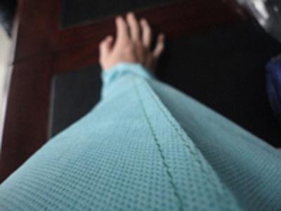 Vestido quirúrgico reforzado Ropa del cuerpo de protección - EM-BW-RSC-Feature-1
