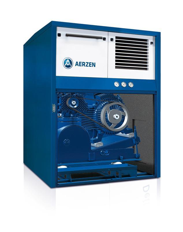 AERZEN Unterdruck-Aggregat Delta Hybrid D12E ... 152E - Drehkolbenverdichter für Unterdruckanwendungen