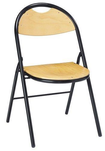 Chaise Pliante Florence Bois - Chaises De Collectivités