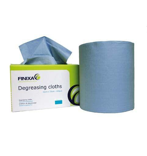 degreasing cloths - null