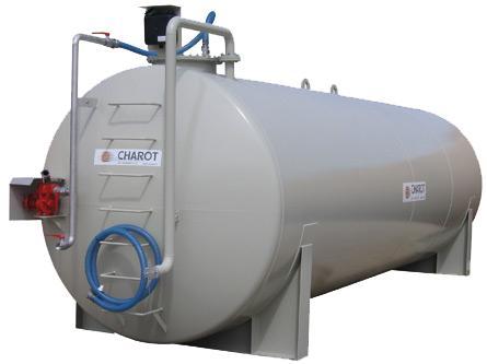 Réservoirs aériens engrais liquide - null