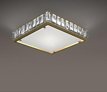 Square ceiling light - Model 2060 B