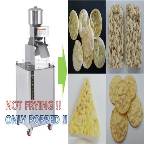 Equipo de panadería - máquina de la torta del arroz