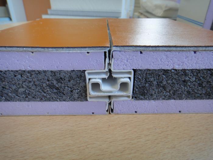 Phonic Silent tri- layer Membrane Panel - Conservatory NOVATOIT® ACOUSTIC