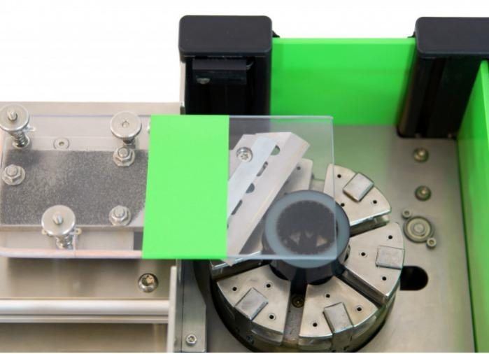 Cable O-Ring Cutter ORC 80 - Cable O-Ring Cutter ORC 80 for cable samples  with an outer diameter up to 80 mm