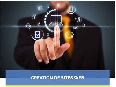 Création de sites web -