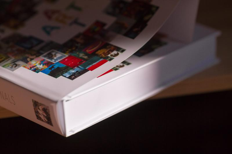 Art book - Hardcover book Photo albums