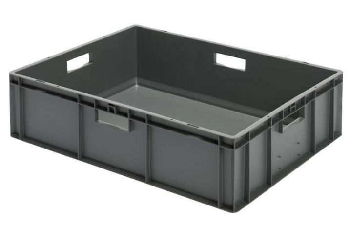 Stapelbehälter: Juist 210 1 - Stapelbehälter: Juist 210 1, 800 x 600 x 210 mm