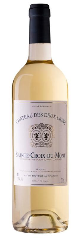 Sainte-Croix-du-Mont wine AOC - Château des Deux Lions