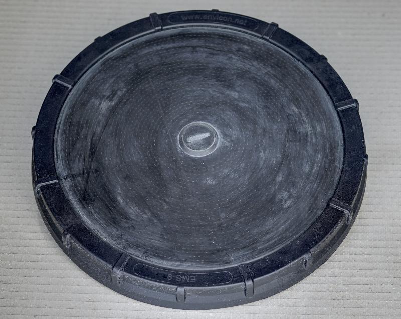 """Membran-Scheibenbelüfter 9"""" (270 mm) EPDM - null"""