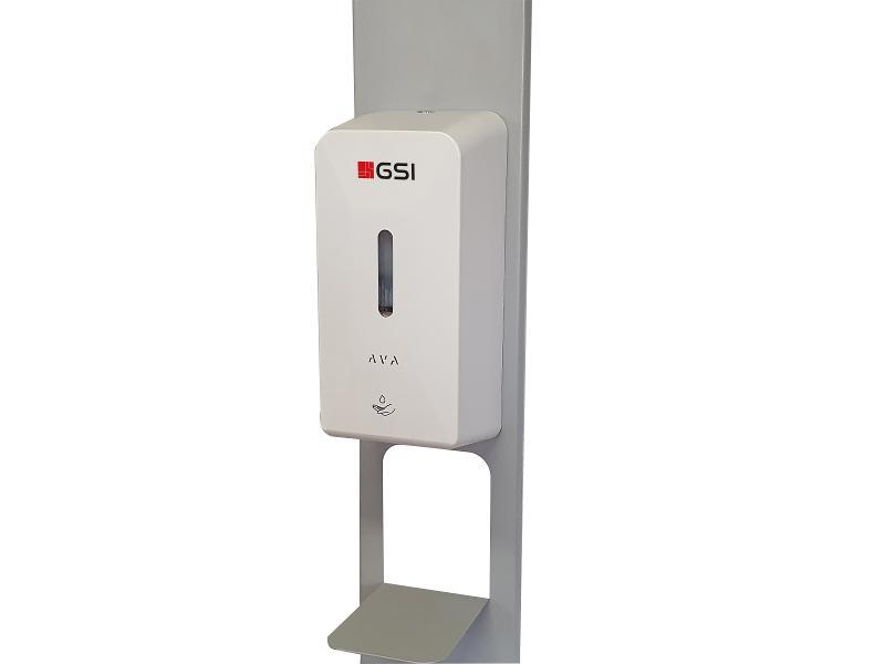 Distributeur Automatique Mural De Gel - null