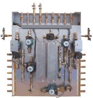 Modulo Centrale solare
