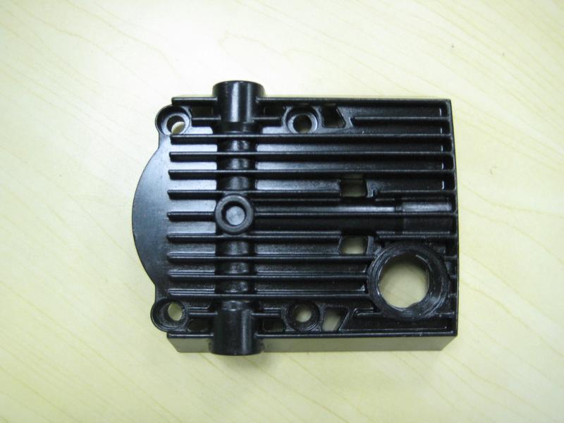 aluminum casting - ISO9001 certificated aluminum alloy casting