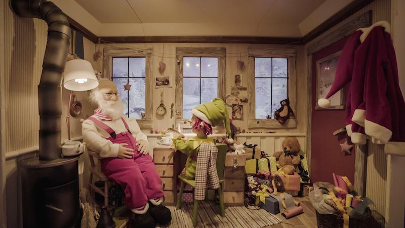 Christmas 2.0 - Christmas in a Box - view from inside... - null