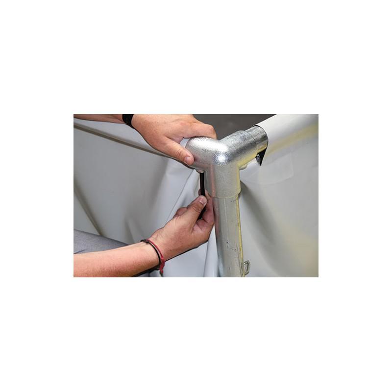 Bacs De Rétention Temporaire Tubulaires - Bacs de rétention temporaire pour stockage
