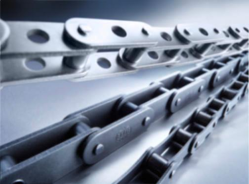 Conveyor chains, Classic, High Pitch