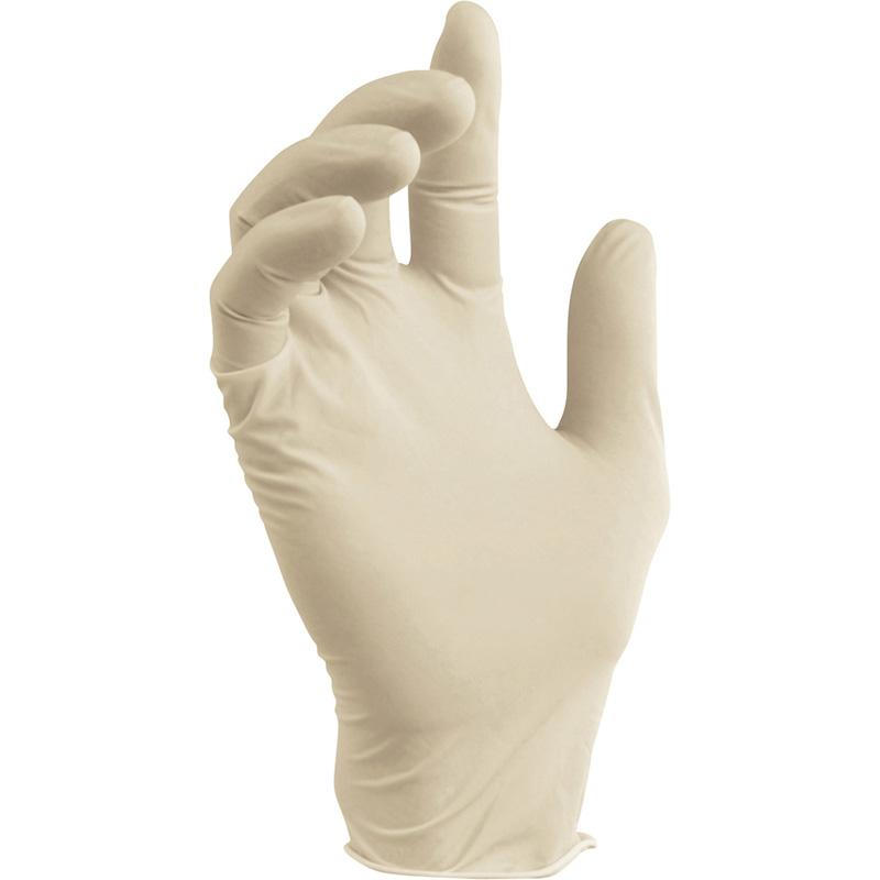 Medical gloves .Powder free medical gloves , medical latex
