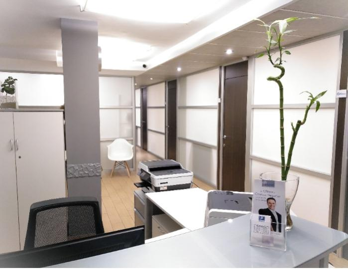 Alquiler de despacho con secretaria en Castellón -