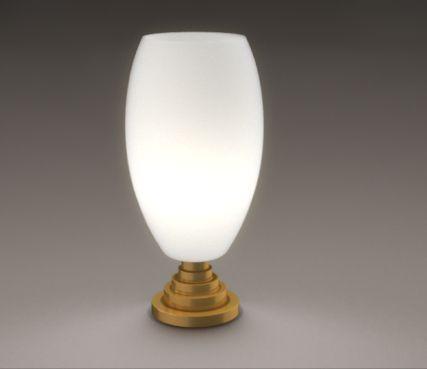 Lampe de créateur
