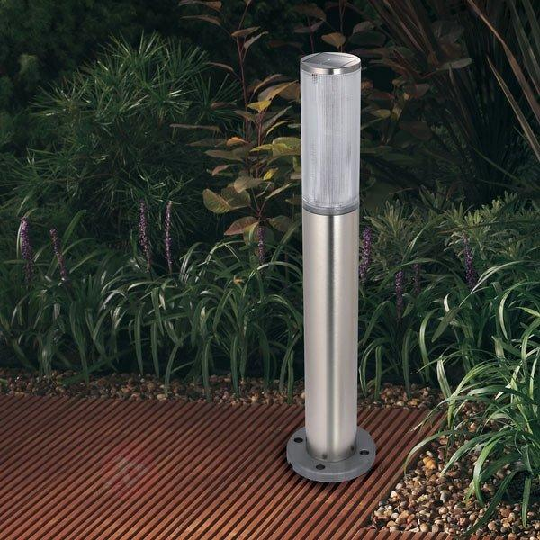 Luminaire solaire VEGAS, design tubulaire LED - Toutes les lampes solaires