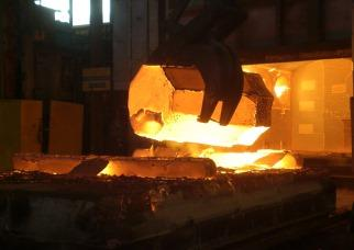 copper forging -