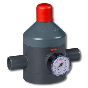 GEMÜ N082 - Redutor de pressão