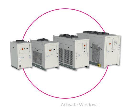 Lcw Refrigeratori Di Fluidi A Temperature Negative - LINEA REFRIGERAZIONE