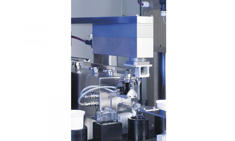 Filling and Closing Machine OPTIMA Moduline - Filling and Closing Machine OPTIMA Moduline: Liquid, pasty and powdery products