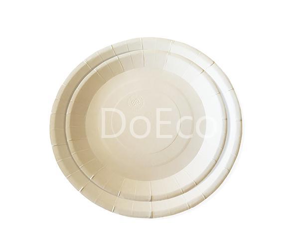 Eco Plate Bio - Bio-degradable plate