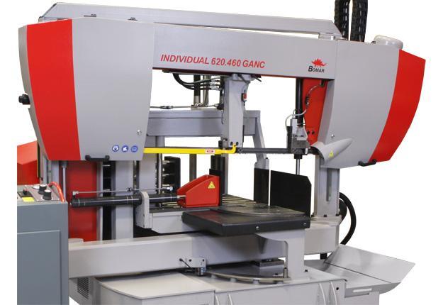 Scie à ruban automatique  - INDIVIDUAL 620.460 GANC