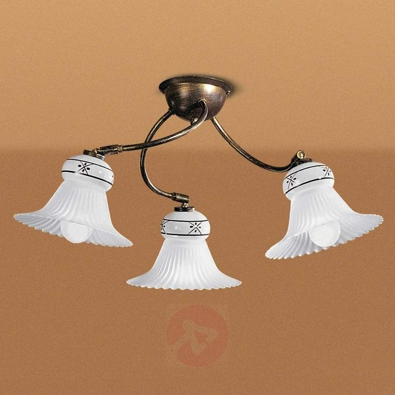 MAMI ceiling light in a country house style - Ceiling Lights