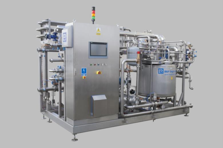 Fruit Juice pasteurizer | Pasteurisation systems - used in the fruit juice production industry