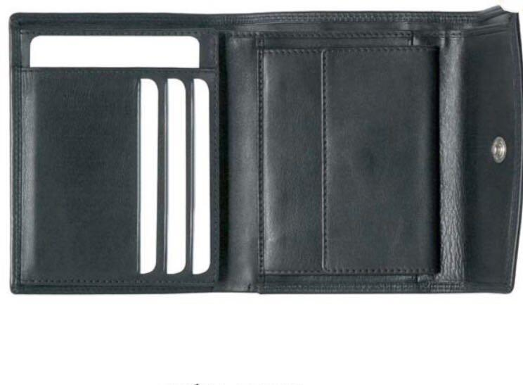 LEATHER WALLET - LEATHER WALLET FOR WOMEN AND MEN