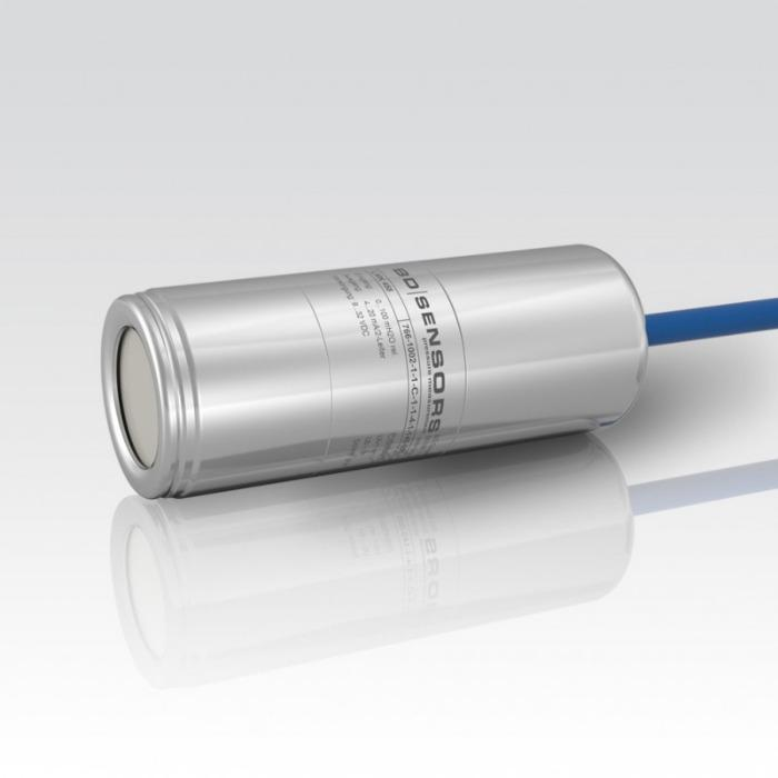 Hydrostatic Level Probe LMK 458 - hydrostatic level sensor / capacitive / for liquids / for marine applications