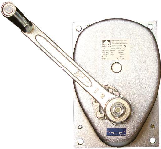 Treuils manuels - Treuil manuel à câble 300kg et 500kg