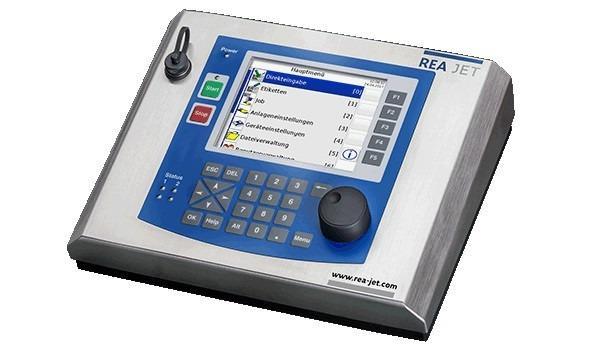 Głowice drukujące Sterownik - REA JET DOD 2.0 - Drukarka atramentowa o dużych znakach - nowa generacja 2.0