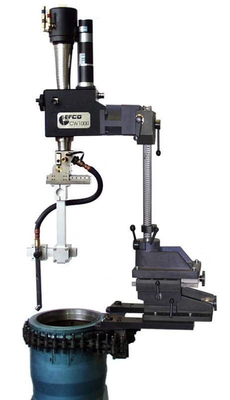 Schweißmaschine für Ventilsitze - CW-1000