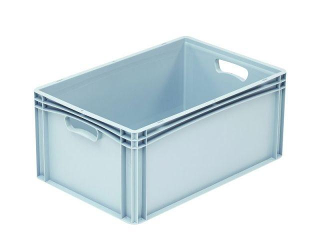 Stacking box: Base 6427 1 DG - Stacking box: Base 6427 1 DG, 600 x 400 x 270 mm