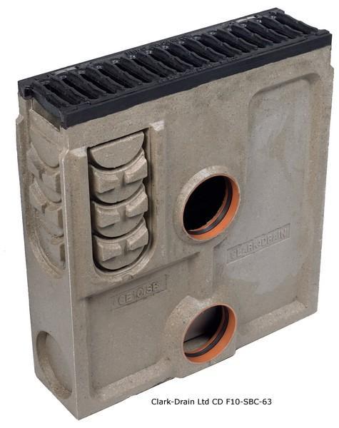 Silt Box - CD F10-SBC-63