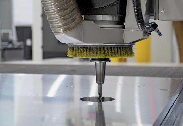 Serviço | Fresagem CNC -